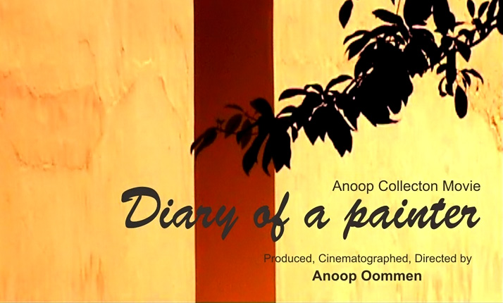 DIARY OF A PAINTER